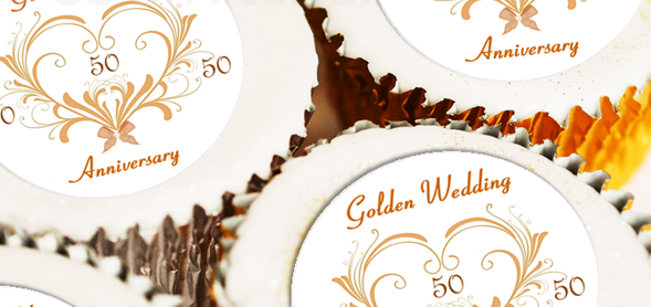 Cake Toppers For Weddings & Anniversaries