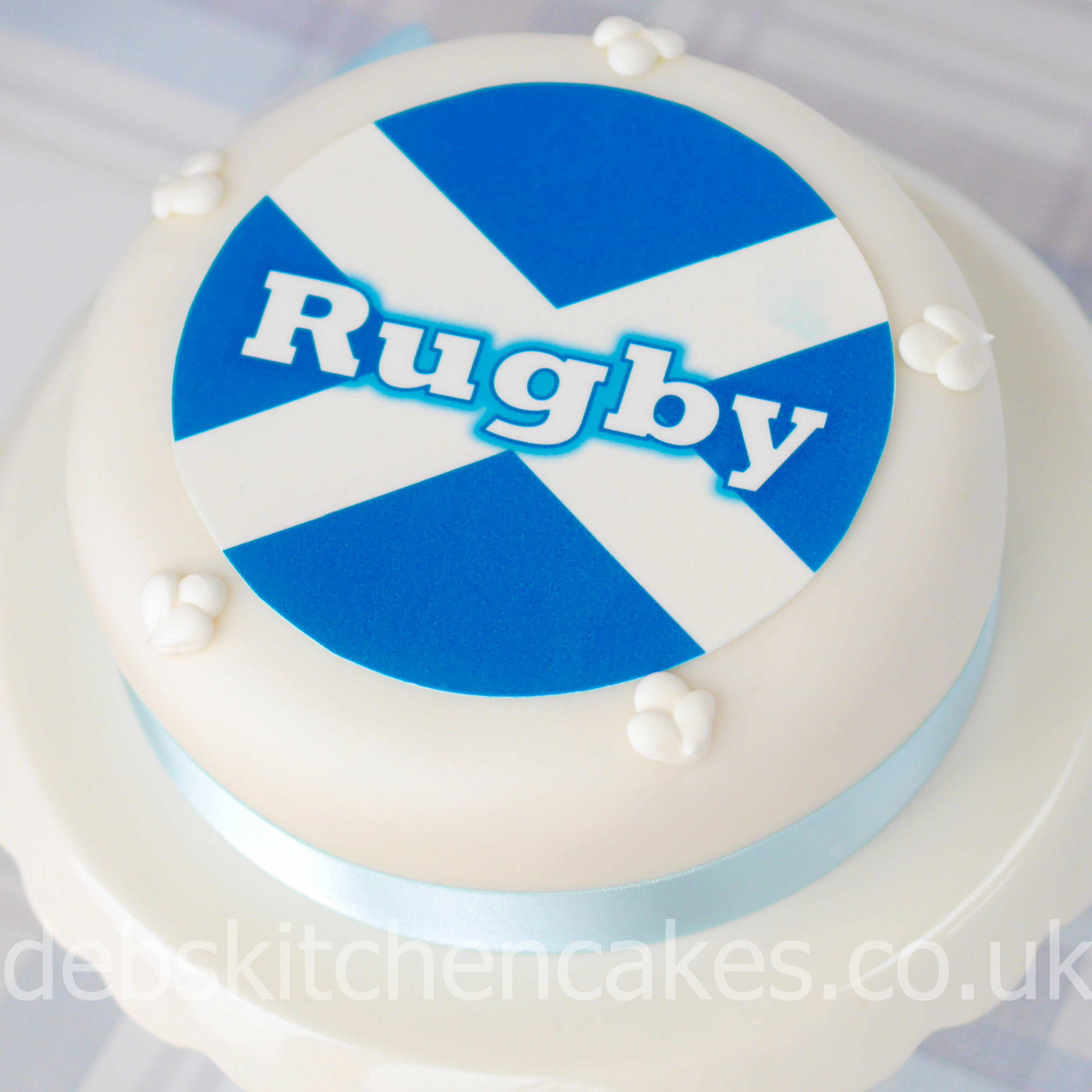 Cake Toppers Countries Scotland Scottish Rugby Topper